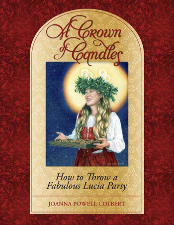 Lucia Party book cover