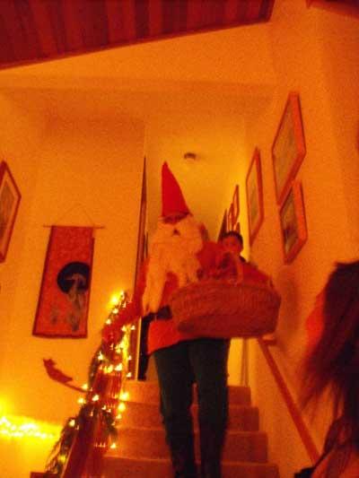 Giftbringer Gnome!