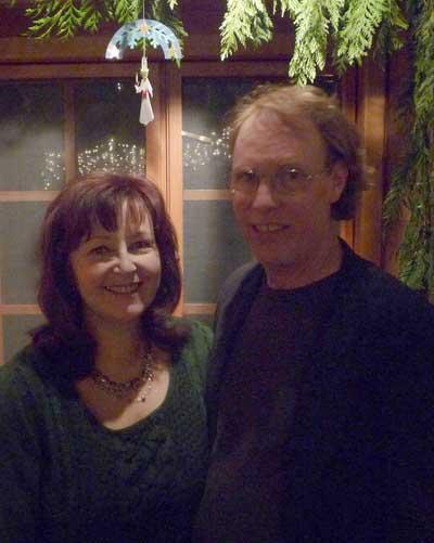 Joanna and Craig