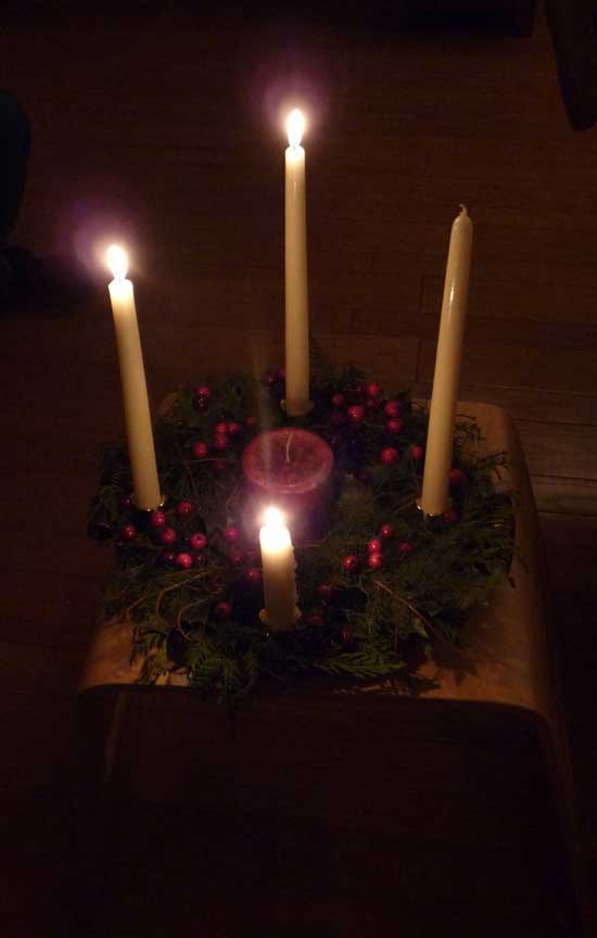 Advent of the Sun, Week 3