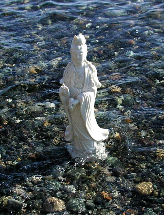 Kwan Yin and the Waters of Mercy