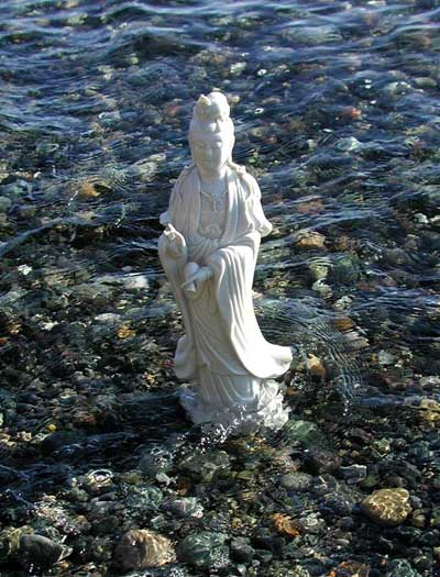 Kwan Yin & the Waters of Mercy