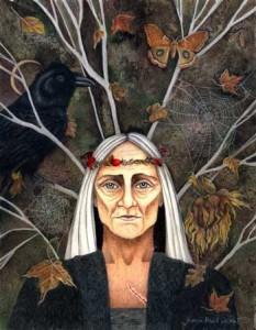 Elder of the Scar Clan by JPC, 2011