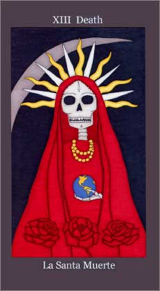 Dark Goddess Tarot by Ellen Lorenzi-Prince