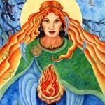Brigid's Fire by JPC