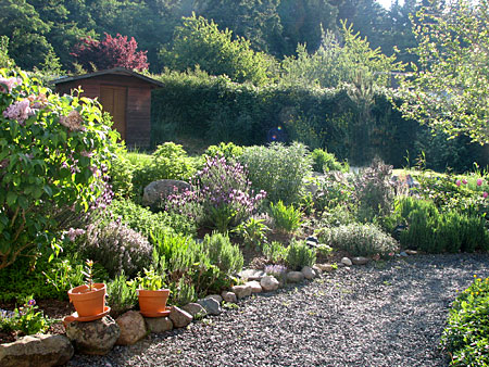 island garden 2006
