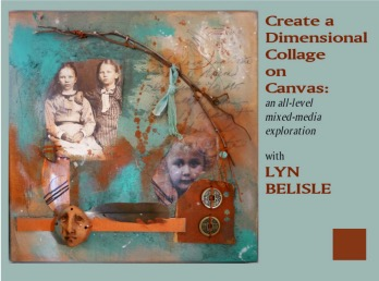 collage on canvas ebook