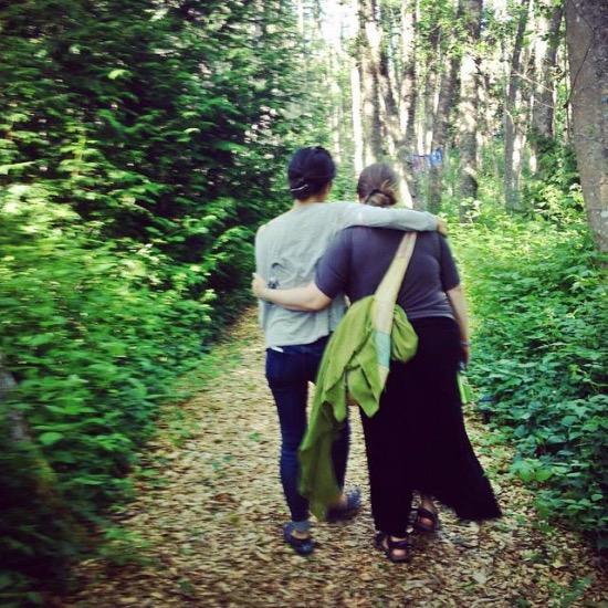 friends path