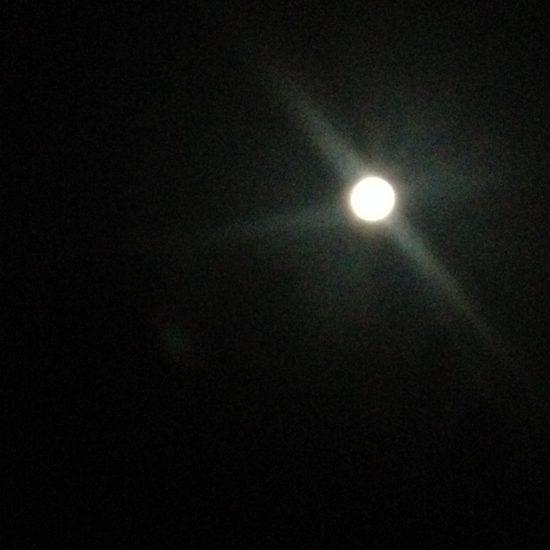 2AM moon