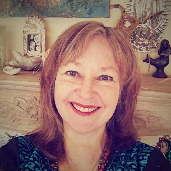 My birthday selfie. To paraphrase Gloria Steinem, this is what 64 looks like.