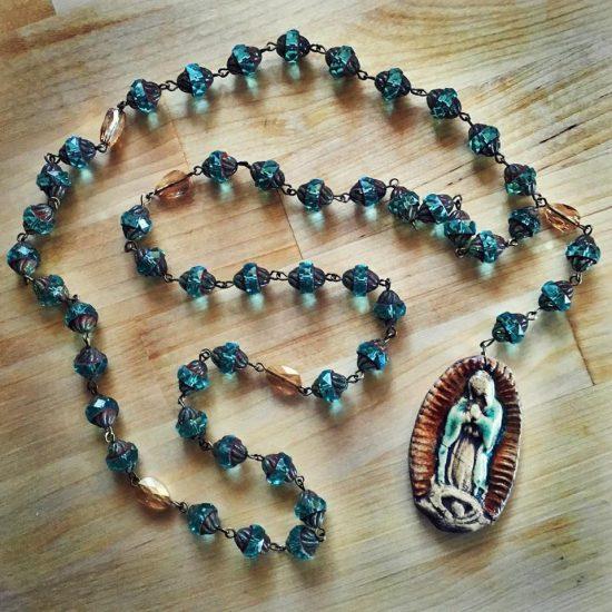 Goddess Rosary