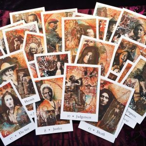 The Pentimento Tarot by Joanna Powell Colbert