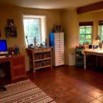Joanna's studio