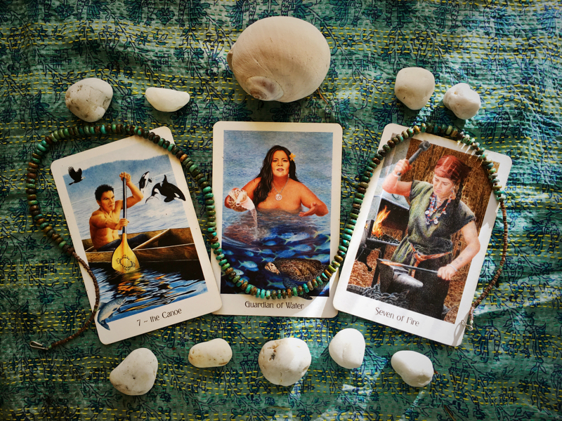 3 card reading, soul lesson