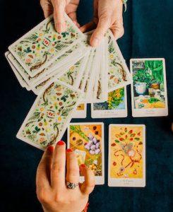 Choose a card ...