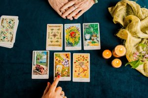 Playing with the Herbcrafter's Tarot