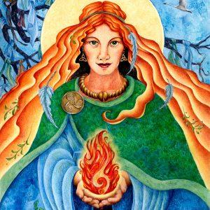 Brigid's Fire