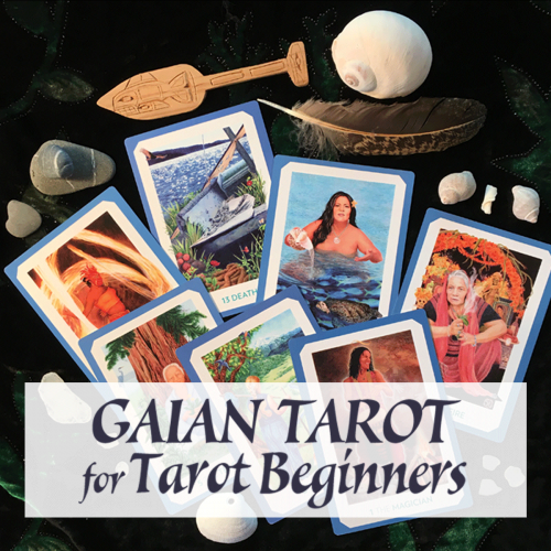 Gaian Tarot self-study course