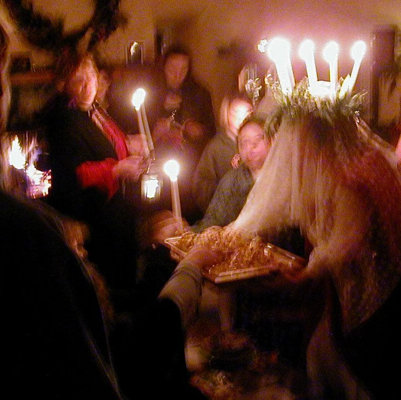 Lucia Party 2000