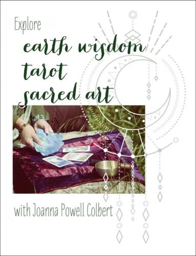 Earth Wisdom, Tarot, Sacred Art