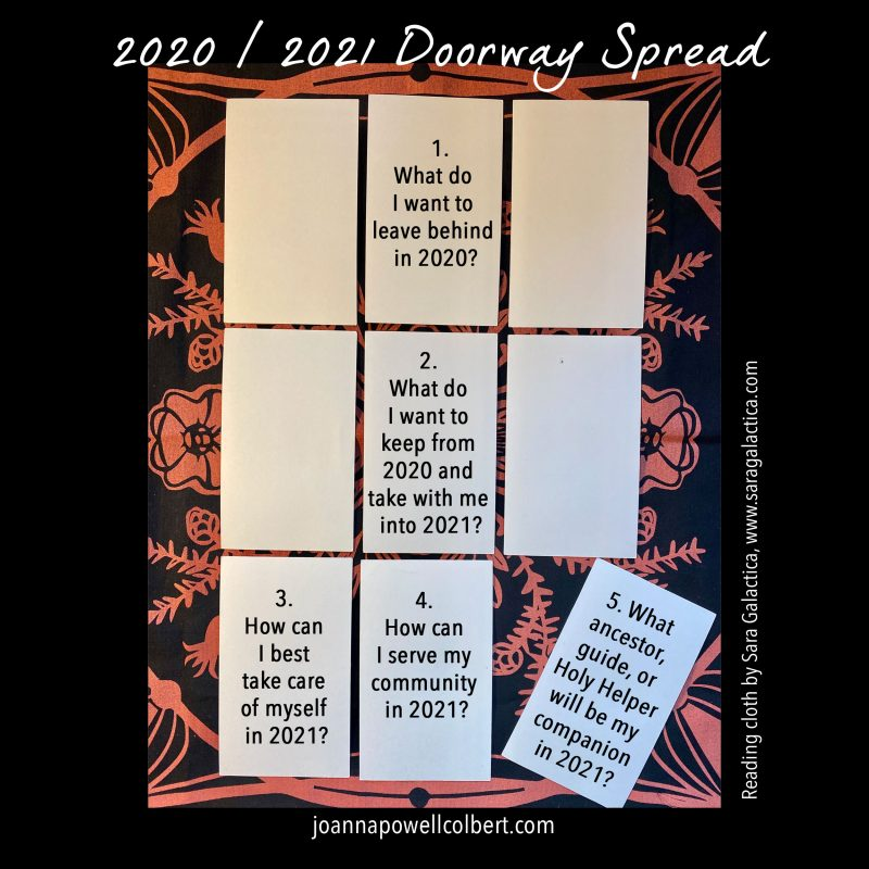 2020 / 2021 Doorway Spread